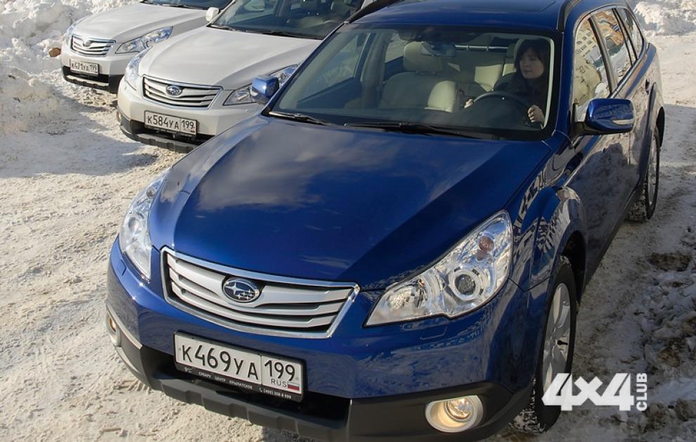 Не смотря на высокий рейтинг надежности внедорожников Subaru выясняем, насколько бесхлопотен сегодня подержанный Outback