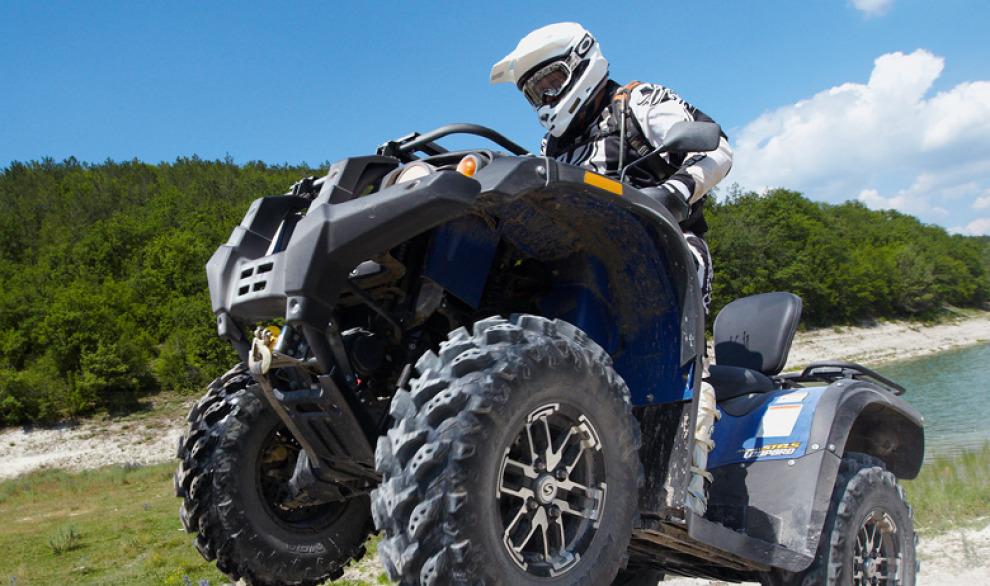 Обзор защиты и одежды для поклонников ATV