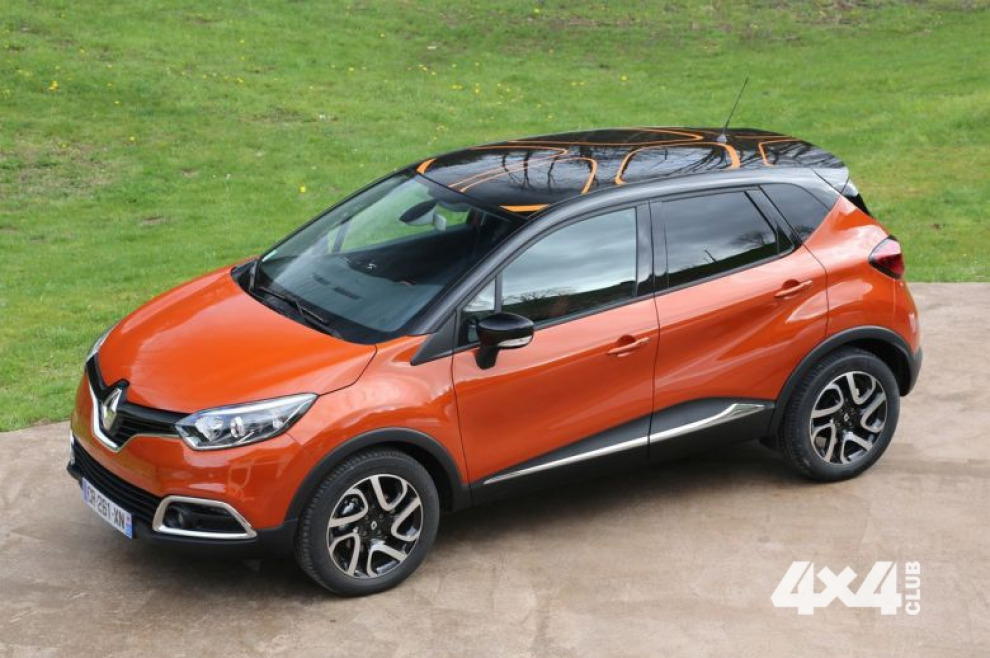 Российский Renault Captur будет совсем не европейским