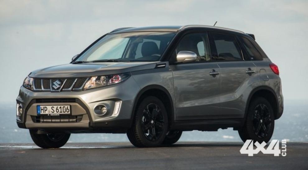 Suzuki привезет в Россию две новинки в этом году