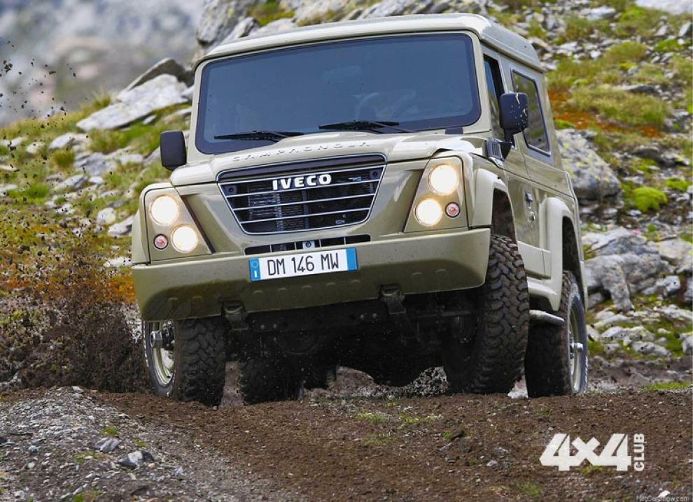 История Land Rover Defender