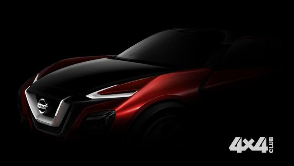 Nissan готовит новый кроссовер