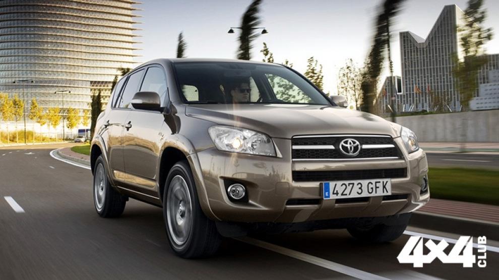 Toyota отзовет в России 140 тысяч кроссоверов RAV4