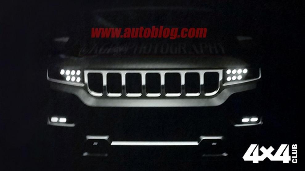 Jeep может отказаться от большого внедорожника