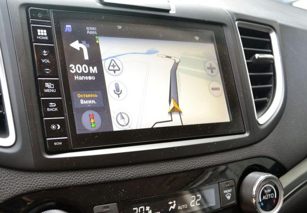 Honda CR-V и новый Pilot будут ехать по «Яндекс.Навигатору»