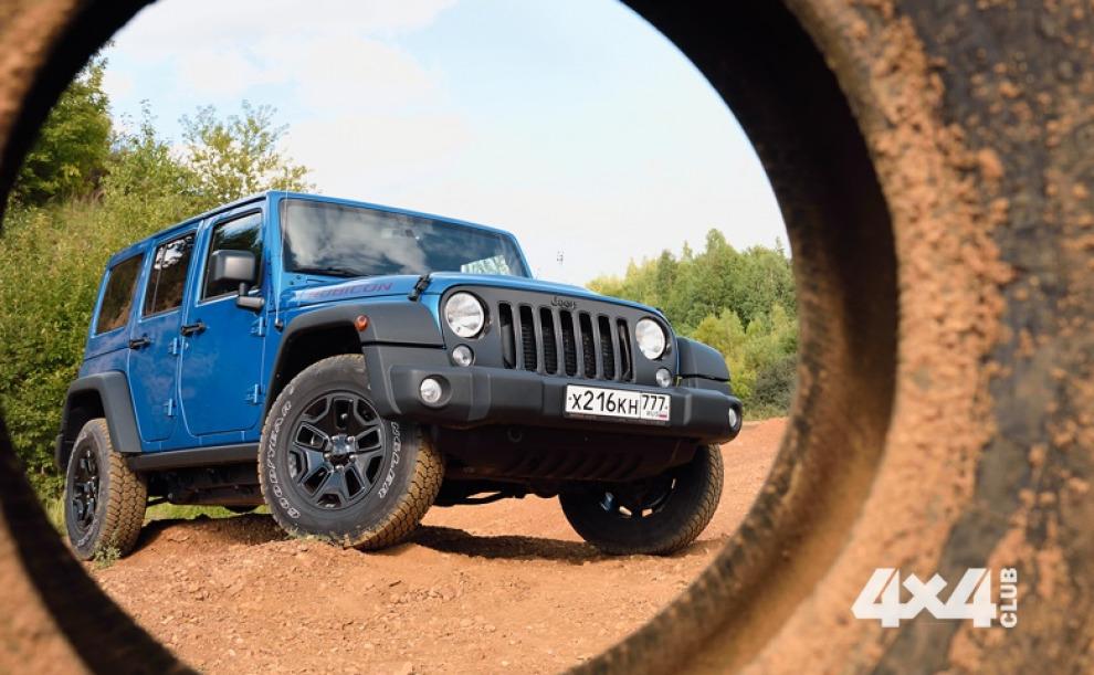 Размышления о рестайлинге Jeep Wrangler и будущем классических внедорожников