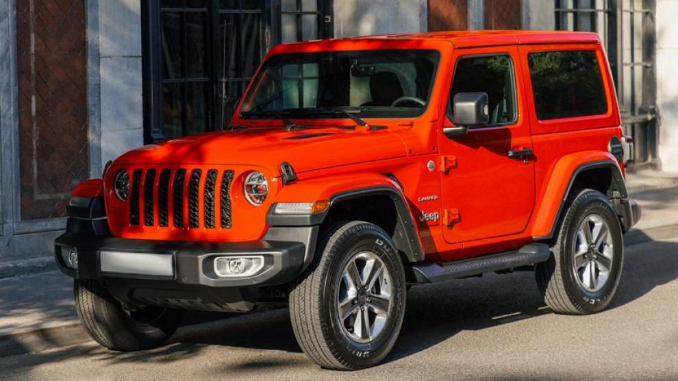 В столичном каршеринге появились внедорожники Jeep Wrangler