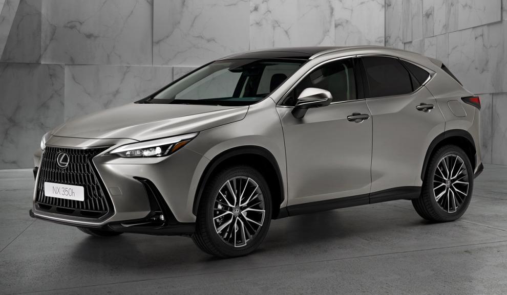 Создатели нового Lexus NX исправили недочёты старых моделей