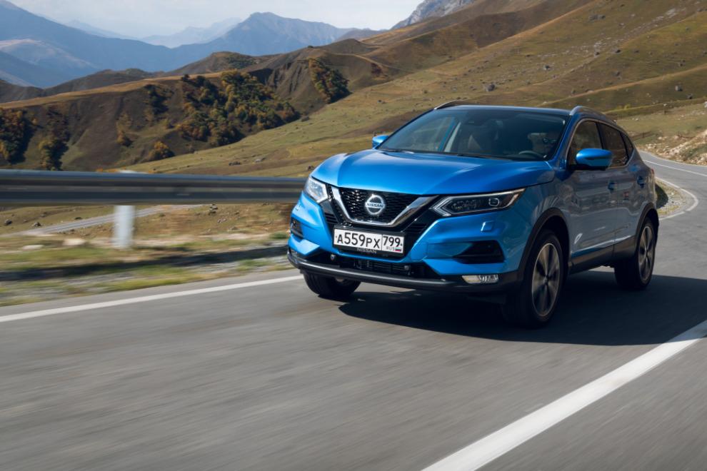 Qashqai и X-Trail с ProPILOT и Nissan Connect Services  запущены в производство в России