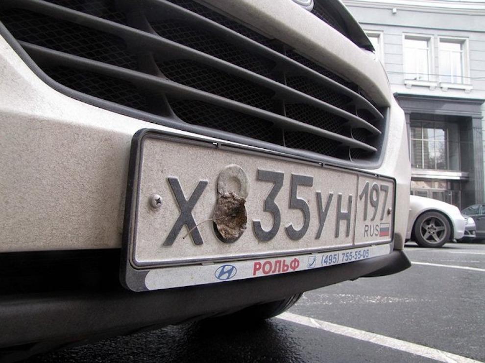 ГИБДД сможет опознавать автомобили нарушителей даже без номеров