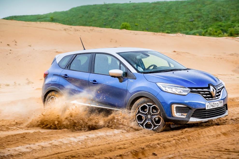 Обновлённый Renault Kaptur. Исправленный и дополненный