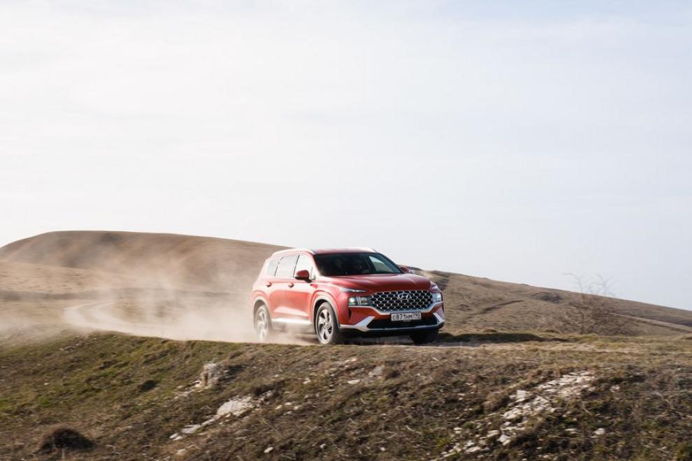 Обновлённый Hyundai Santa Fe. Стоило ли так торопиться?
