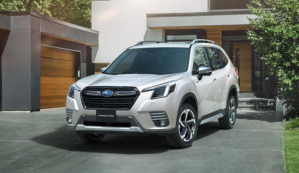 Обновленный Subaru Forester приедет в Россию до конца года