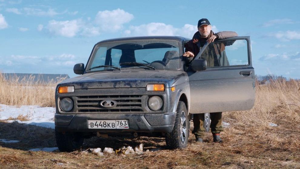 Lada Niva Legend. Пределы проходимости (весна)