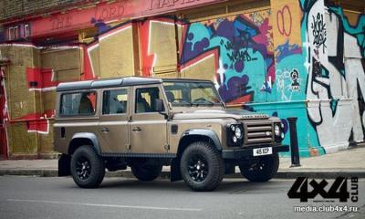 Немного бу. Классический Land Rover Defender