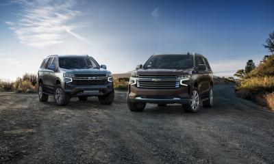 Абсолютно новый Chevrolet Tahoe. Российские цены