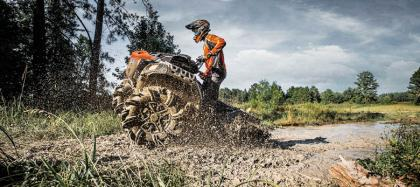 На пределе проходимости. Polaris Sportsman XP 1000 High Lifter