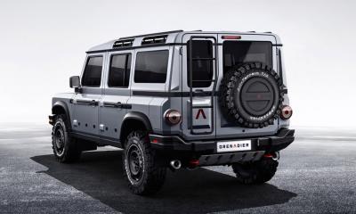 Land Rover не сумел отстоять своих прав на дизайн классического Defender