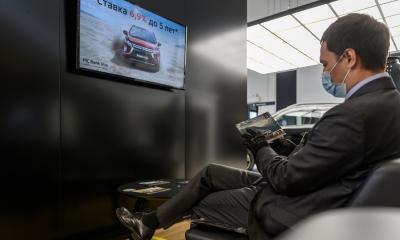 Автомобильный рынок в апреле 2021 года вырос на 290,4%