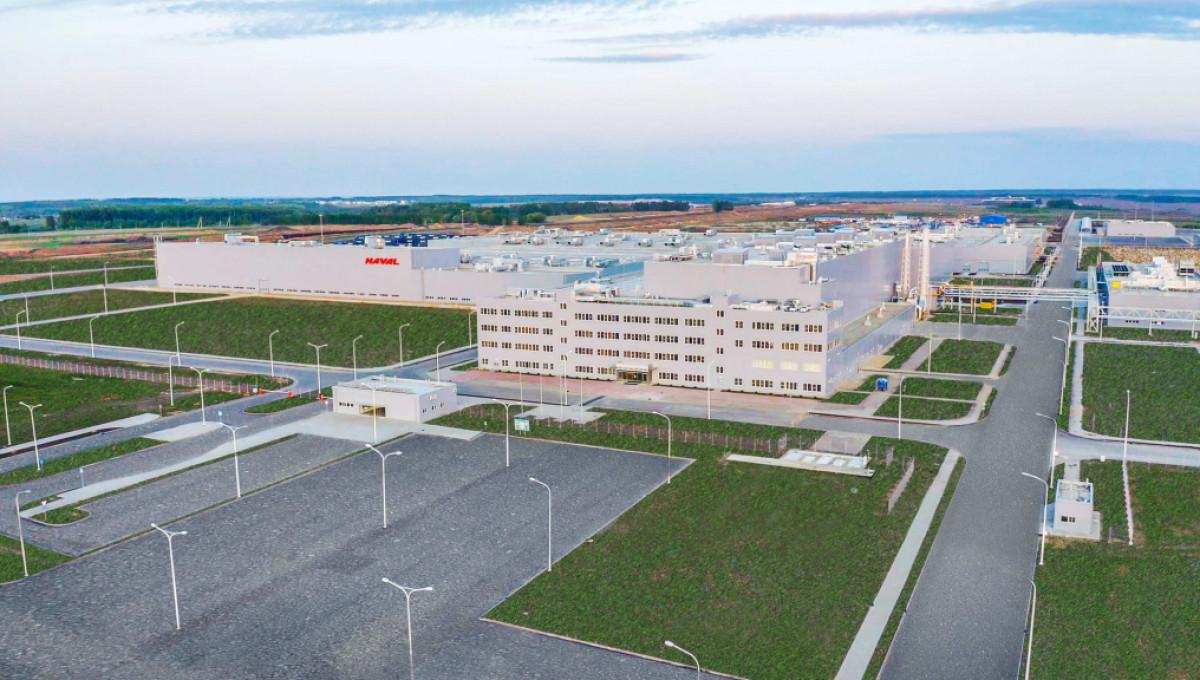 HAVAL начал строительство завода по производству двигателей в России