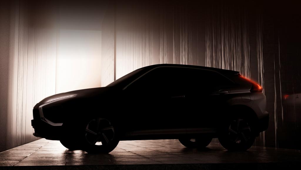 Обновлённый Mitsubishi Eclipse Cross станет гибридом