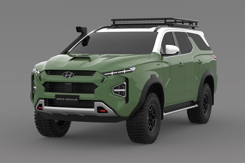 Создаст ли Hyundai конкурента Toyota Land Cruiser?