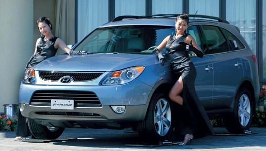 Новый кроссовер – Hyundai Veracruz