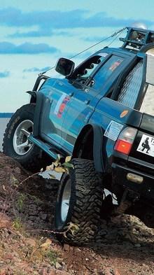 Тюнинг Mitsubishi L200