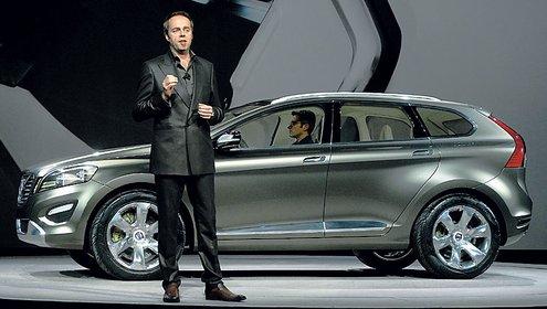 Компания Volvo расширяет свое присутствие в сегменте кроссоверов моделью