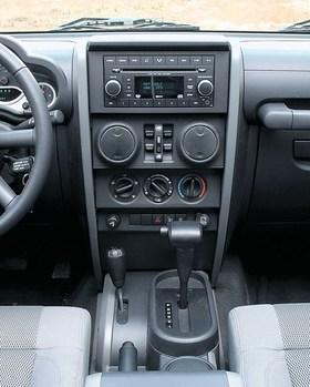 Новый Jeep Wrangler