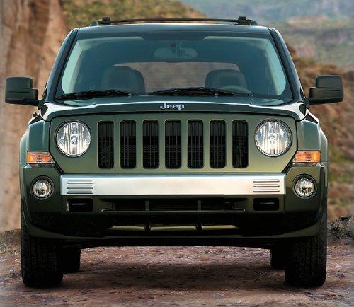 Новый Jeep Liberty в России