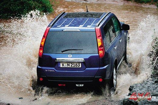 Nissan X-Trail 2007