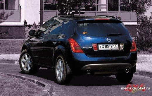Подержанный Nissan Murano
