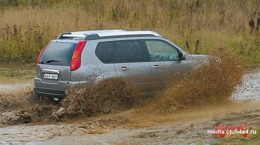 Nissan Qashqai vs Nissan X-Trail