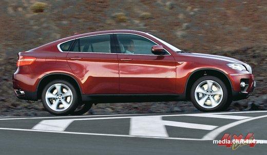 BMW X6 купе