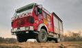 Строим «техничку» из пожарного Mercedes-Benz