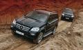 Толстый и тонкий. Mercedes-Benz GL 500 и GL 320 CDI