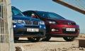 Финальная схватка Mazda CX-7 vs BMW X3