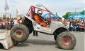 Прошел II этап ЧР по джип-триалу в Самаре
