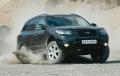 Hyundai Santa Fe с дизельным двигателем