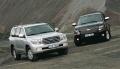 Chevy Tahoe и Toyota Land Cruiser LC 200, это дуэль двух миров
