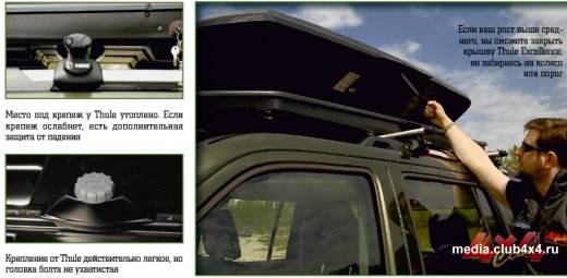 Новые аэродинамические грузовые боксы