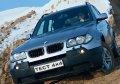 Кроссовер BMW X3