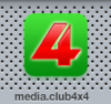 Виджет 4x4 Club для Dashboard (Mac OS). Журнал 4x4 Club в Twitter!