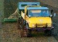 Mercedes-Benz Unimog был задуман как военный автомобиль