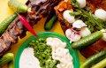 Салат из придорожного улова