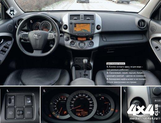Некорректно сравнивать кроссовер Toyota RAV4 и SUV Suzuki Grand Vitara