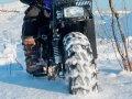 Американский полноприводный мотоцикл Rokon Trail-Breaker