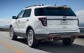 Ford представила спортивную версию Explorer