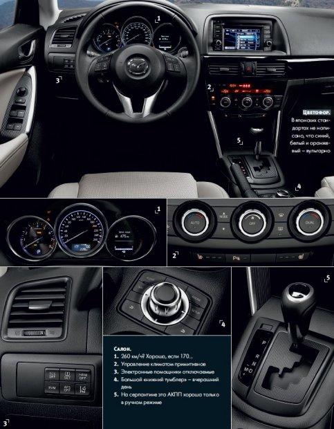 Грузинские приключения с Mazda CX-5